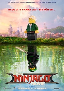 The Lego Ninjago Movie (Sv. tal) 3D