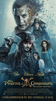 Pirates of the Caribbean: Salazar´s Revenge 3D