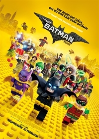 The Lego Batman Movie 3D (Sv. tal)