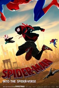 Spider-Man: Into The Spider-Verse  (Eng tal) 3D